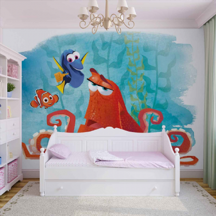 Finding Dory Disney wallpaper mural 3592